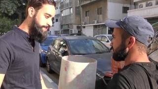 An Arab Man With A Big Cock Fucks An Israeli Man