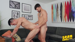 Sean Cody – Dave's Hungry Ass Wants More Of That Big Cock