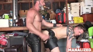MANALIZED Leather Heat