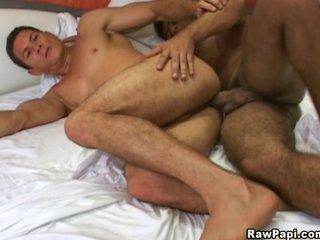 Hunk Fucking Horny Gay Latino