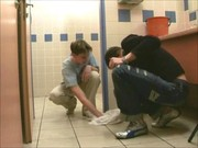 Small Collision In The Toilet