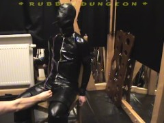 Treated In The Bondage Chair (mhw849)
