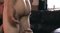 Skinny Straight Teen Cums From Pals Hand